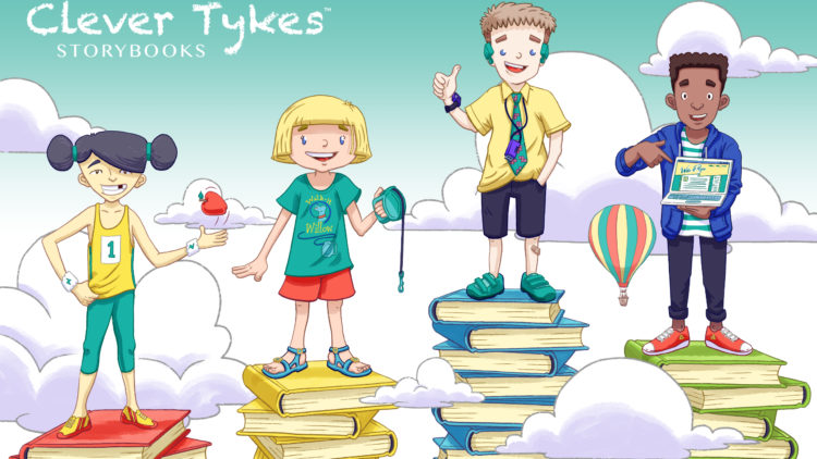 Clever Tykes desktop backgrounds