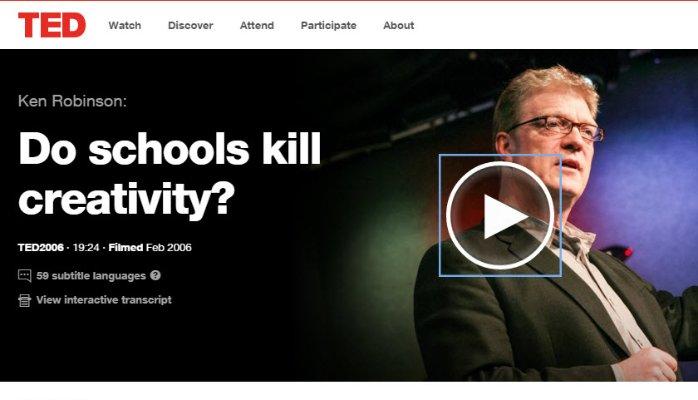 The best TED talks on enterprise education