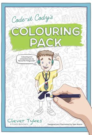 CodyColouringBook cover