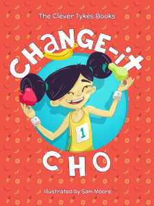 Change-it Cho Clever Tykes book