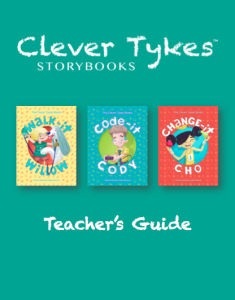 PDF of the Clever Tykes' teacher's guide