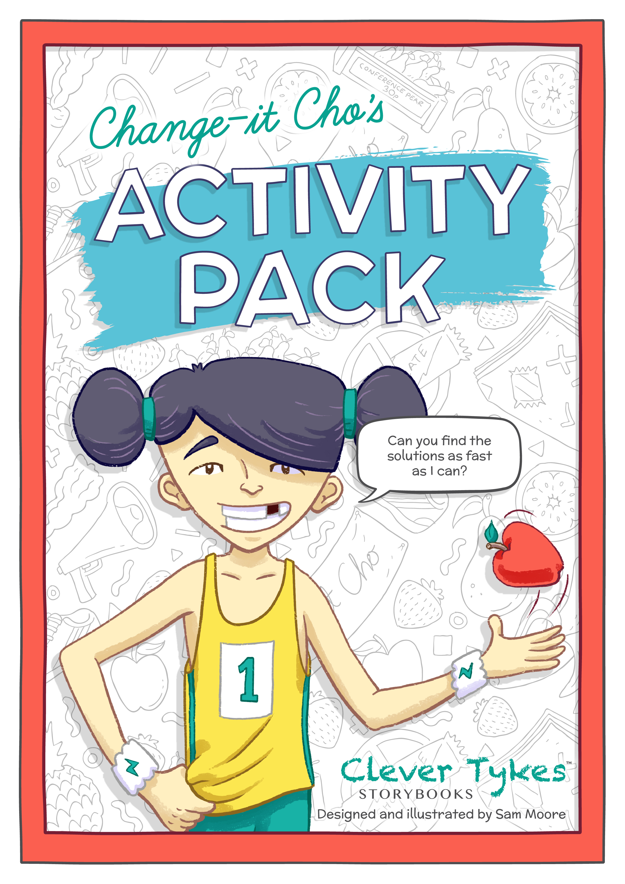 Printable Change-it Cho activity pack - Clever Tykes
