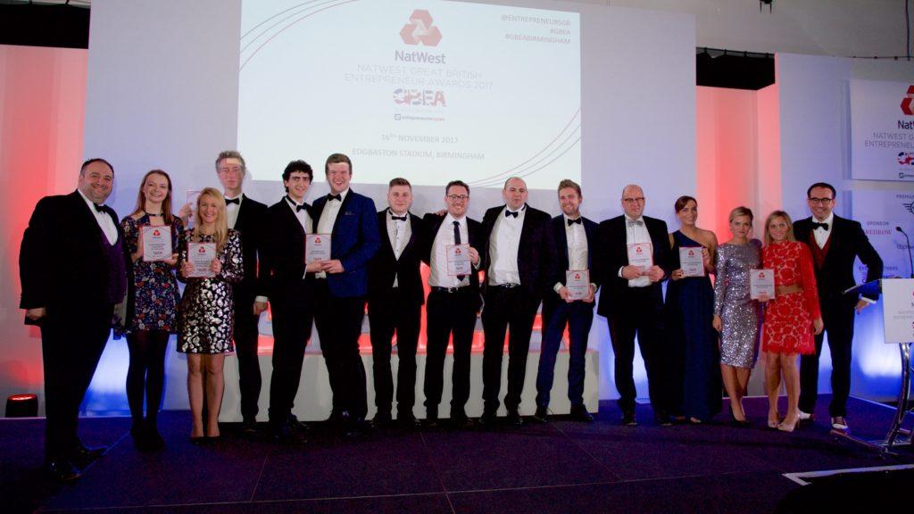 GBEA 2017 winners