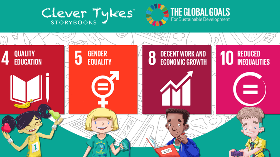 Global Goals for a better world by 2030