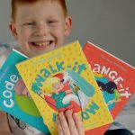 Gift Clever Tykes books to a UK primary school
