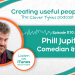 The creation of a comedian – interview with Phill Jupitus