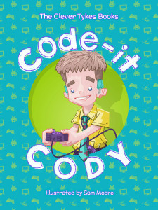 Code-it Cody iPad cover
