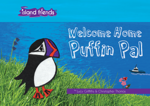 Island Friends books Pal